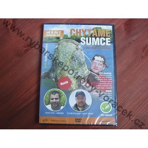 DVD Chytáme sumce