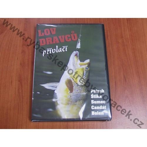 DVD - LOV DRAVCŮ PŔÍVLAČÍ
