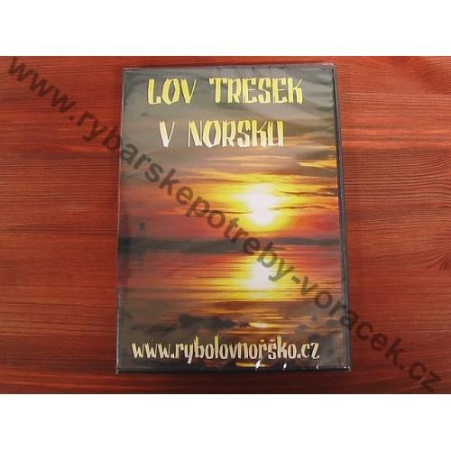 DVD Lov tresek v Norksu