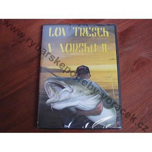 DVD Lov tresek v Norsku II. díl