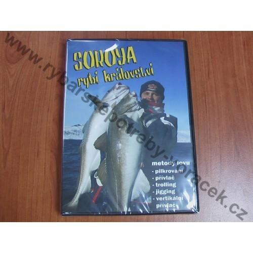 DVD NORSKO - SOROYA - rybí království