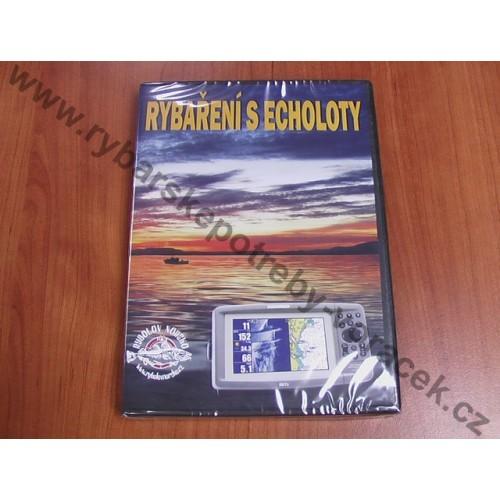 DVD RYBAŘENÍ S ECHOLOTY