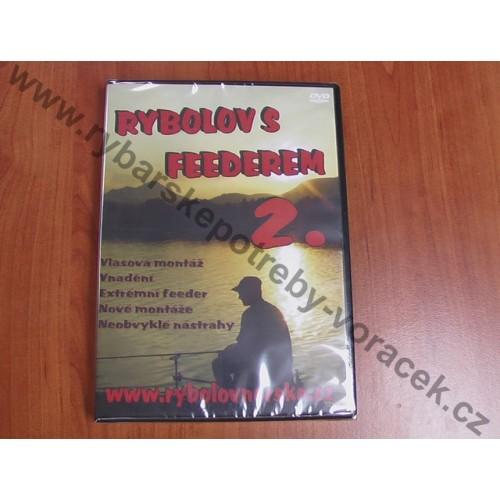 DVD RYBOLOV S FEEDEREM 2