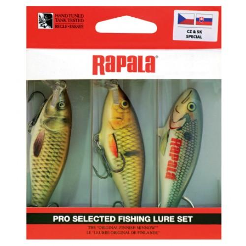 Rapala sada SSR07 Carp Kit