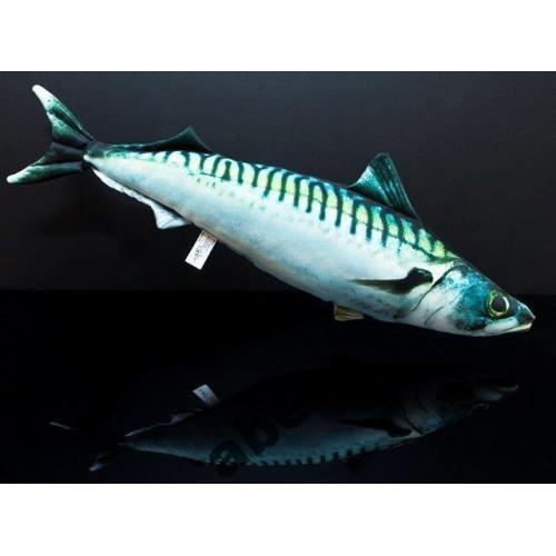 Polštář Makrela 60cm plyšová ryba