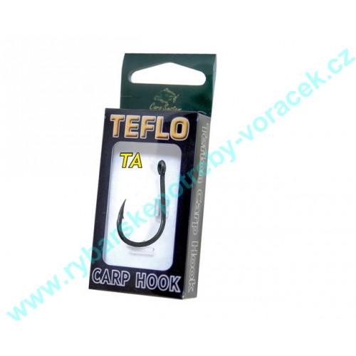 Kaprový háček TEFLO TA Carp System 10 kusů