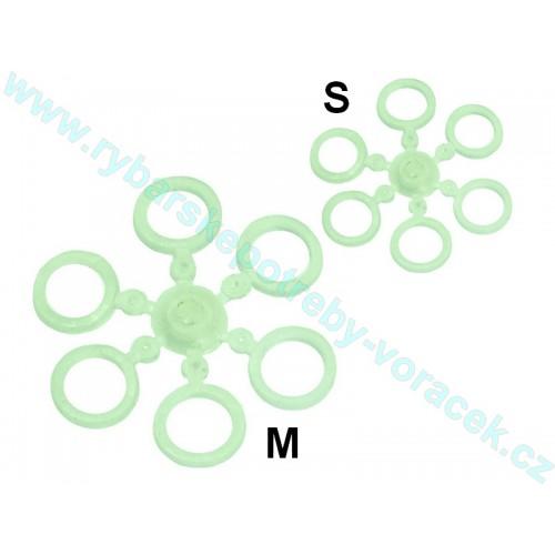 Kroužky na pelety Carp System