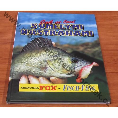 Kniha -Jak se loví s umělými nástrahami