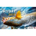 Stolní kalendář 2019 Rybář