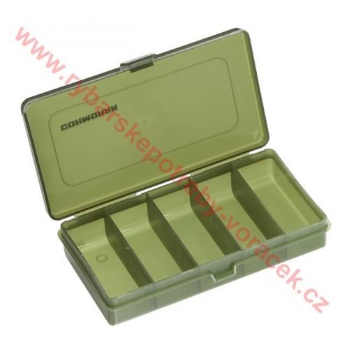 Box CORMORAN 5 polí na třpytky, gumy a jiné příslušenství