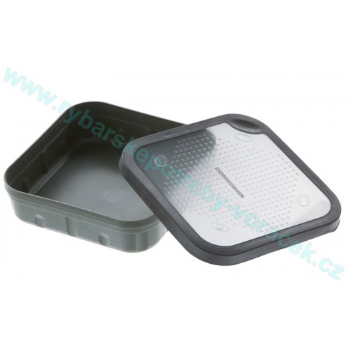 Plastový box Cormoran DE Luxe 1l