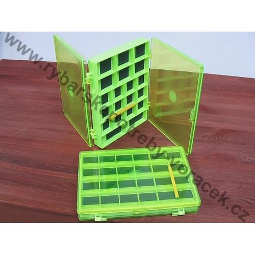 Krabička magnetická oboustranná