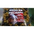 Krmný boilies 5 kg 4Carp Halibut-Ananas