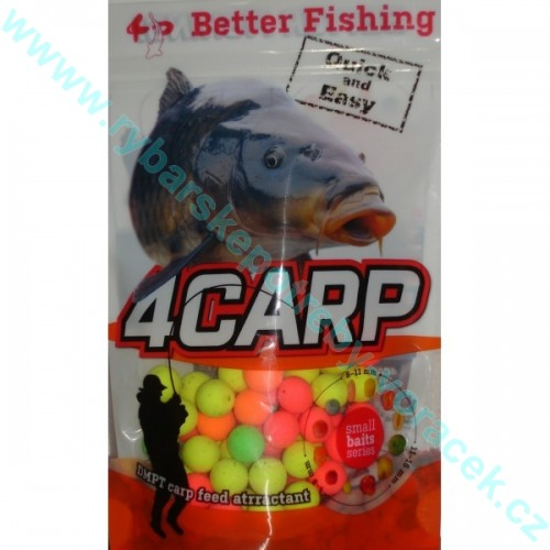 Boilies 16mm Fluoro pop up