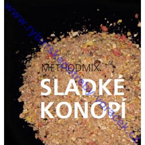 Methodmix sladké konopí 1kg