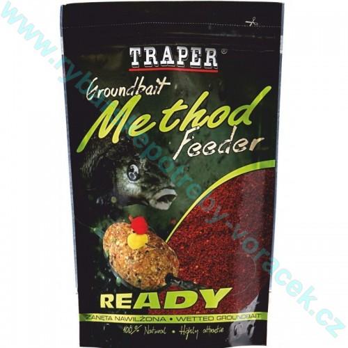 Vlhčená směs Method feeder 750g Traper