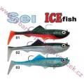 Vláčecí ryba s háčky SEI ICE fish 150 g