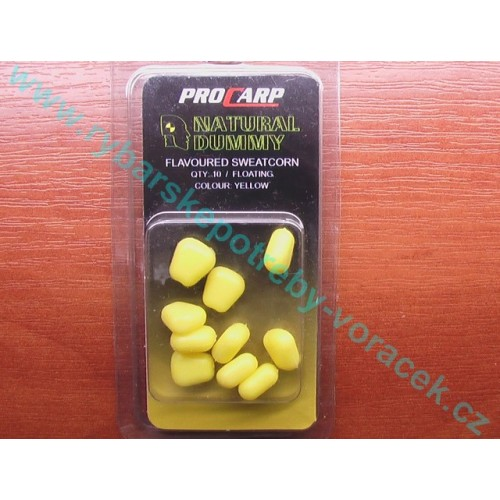 Cormoran Pro Carp SWEETCORN DUMMY kukuřice žlutá