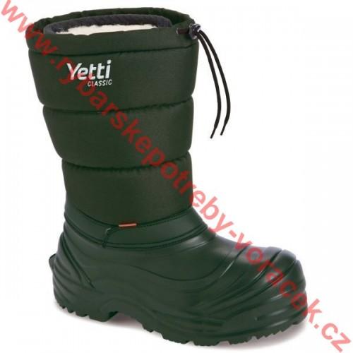 Zimní obuv Yetti