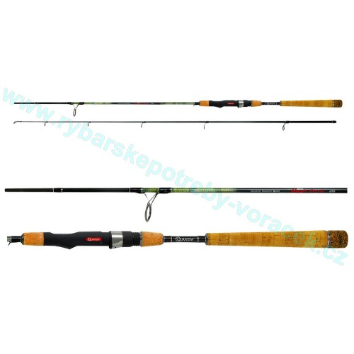 Rybářský prut Quantum Magic Perch 2,7m 3-18g