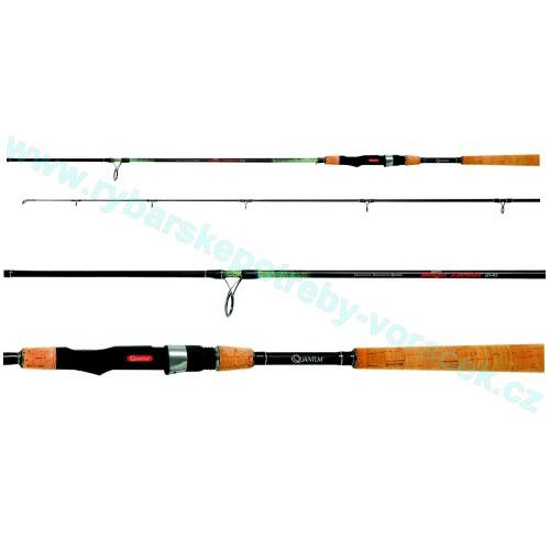 Rybářský prut Quantum Magic Zander 2,4m 20-50g
