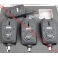 MILFA CARPSOUNDER VTS 3+1 bezdrátový příposlech