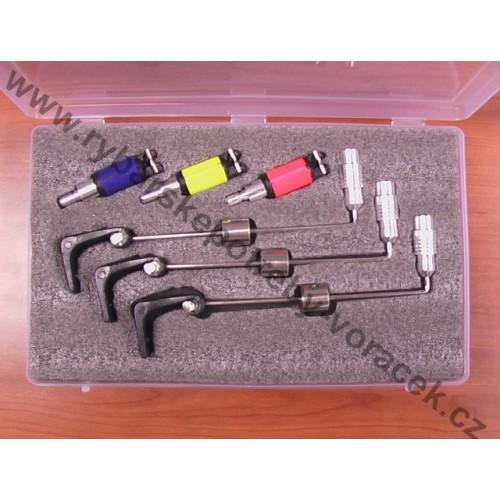 Swinger set - swinger pod hlásič v praktickém kufříku - 3 kusy
