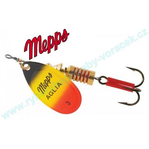 Mepps Aglia Furia Tyger - nová barva
