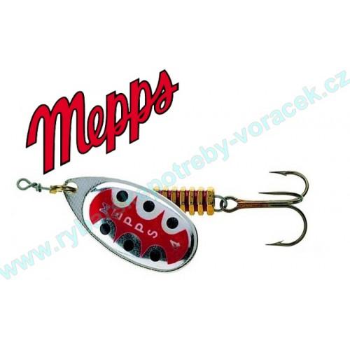 Mepps Aglia TW rotační třpytka