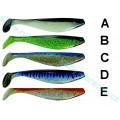Vláčecí ryby Monster Shad 20cm/2 kusy