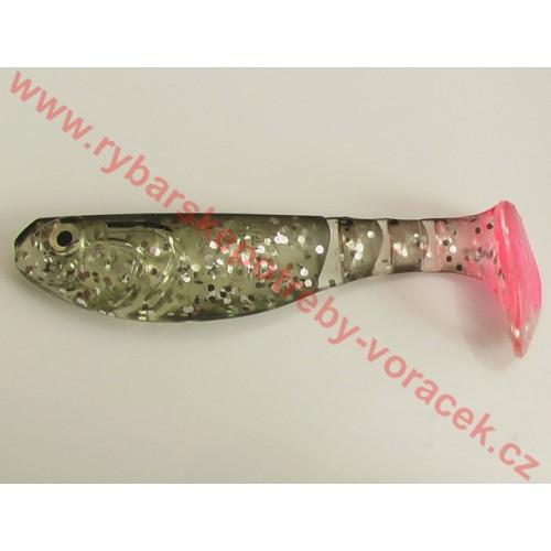 Vláčecí ryba MASTER SPIN 9 cm č.150