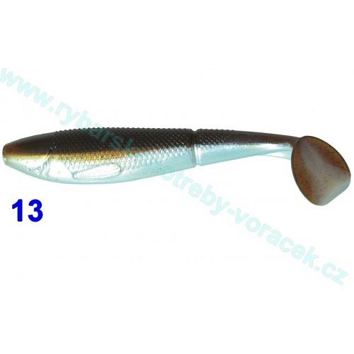 Atoka Catch fish č.13 10cm 3 ks