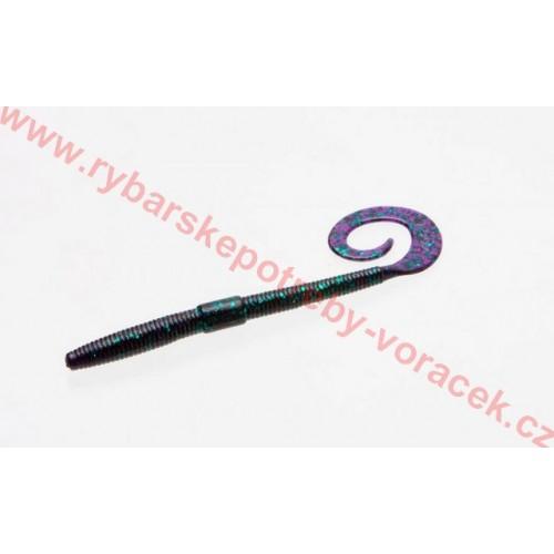 Zoom twister Shakey Tail 6 15,2cm - Junebug