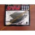 smáček ICE fish 6 cm - 5 kusů