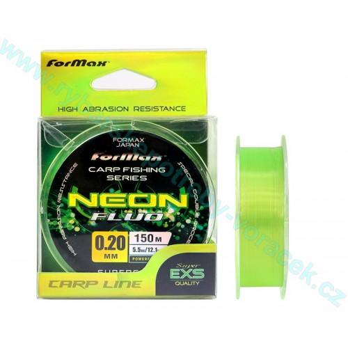Vlasec 150m Formax Neon Carp