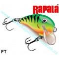 Rapala Mini Fat Rap 3cm MFR - 3 FT