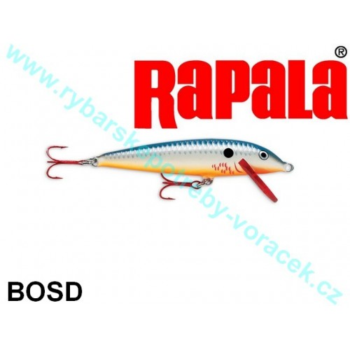 Rapala Count Down Sinking CD 3 BOSD