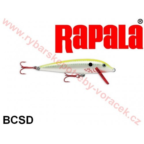 Rapala Count Down Sinking CD 3 BCSD
