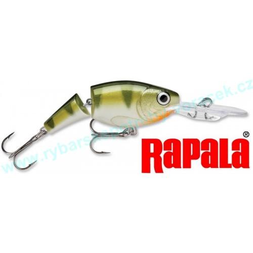 Rapala JSR 04 Jointed Shad Rap YP