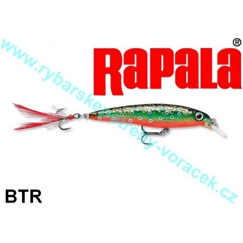 Rapala X-RAP 4cm 2g BTR