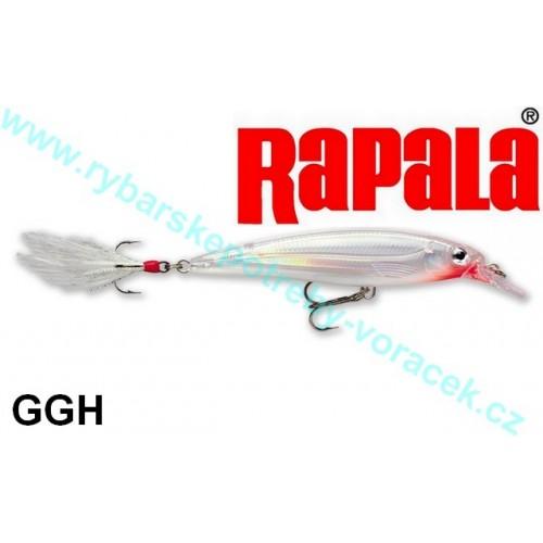 Rapala X-RAP 4cm 2g GGH