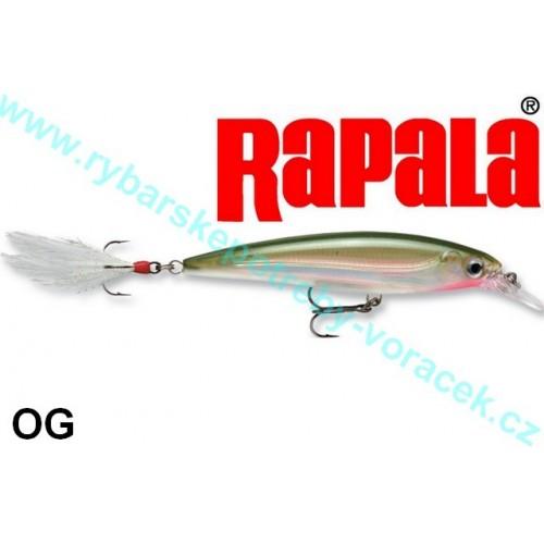 Rapala X-RAP 4cm 2g OG