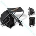 Židlička s batohem Zebco