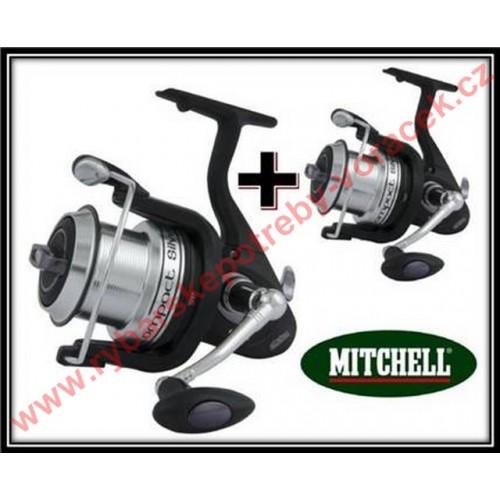 Naviják MITCHELL COMPACT LC SILVER 700 1 plus 1 ZDARMA