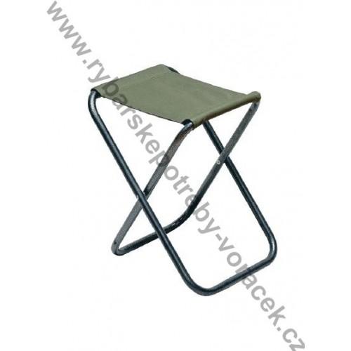 CARP SYSTEM - židlička X zelená