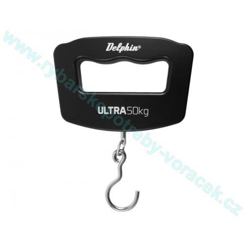 Digitální váha 50kg Delphin ULTRA