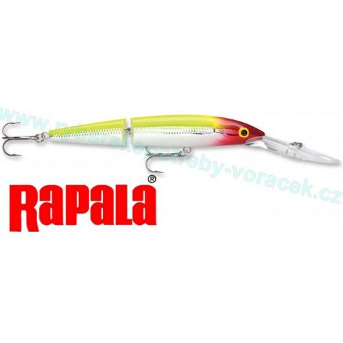 Rapala JDHJ 08 Jointed Deep Husky Jerk CLN