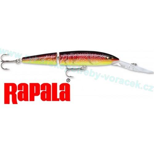 Rapala JDHJ 08 Jointed Deep Husky Jerk RFCW