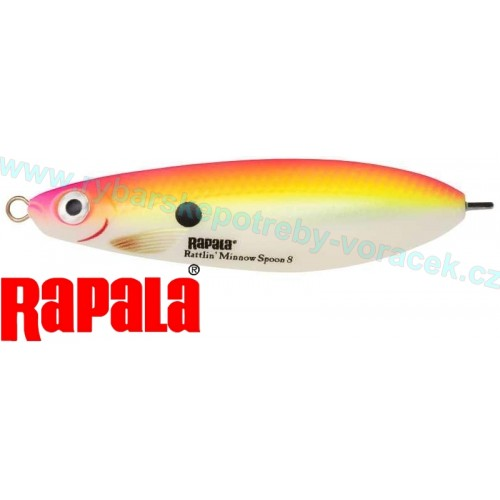 Rattlin Minnow Spoon 08 PSU zvuková