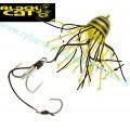 Black Cat Battle Teaser 120g žlutá/černá
